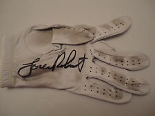 LOREN ROBERTS HAND SIGNED MATCH USED GOLF GLOVE+COA       GREAT PGA GOLFER