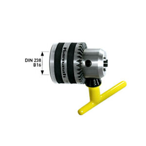 Bohrfutter Spannfutter Bohrmaschine-Spannfutter Ø=1-16mm, DIN 238 B16 Karnasch
