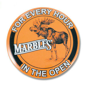 Marbles Moose Round Sharpener Knife Axe Sharpening Tool Medium Grit MR371