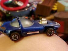 Hot Wheels - Redline 1967 Silhouette Mattel Blue