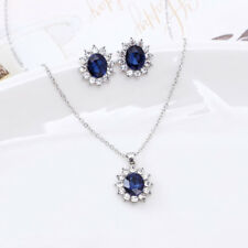 Fashion Jewelry Woman Jewelry Set Necklace Necklace Earrings Set Stud Earrings