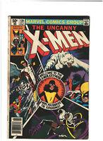 Uncanny X-Men #139 VG 4.0 Newsstand Marvel Comics 1980 John Byrne Wolverine