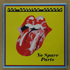 """THE ROLLING STONES - No spare Parts **LTD 7""""-Vinyl**indiv. NUMBERED**NEW**"""