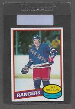 ** 1980-81 OPC Ulf Nilsson #116 (EXMT) High Grade Hockey Set Break ** P2997
