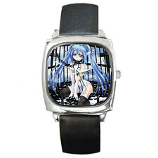 Anime Sora no Otoshimono ultimate Leather wrist watch