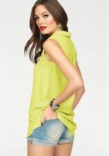 Melrose Damen Bluse Longbluse Yellow Neu Gr.38