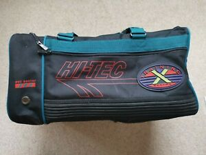 Hi Tec Sports Bag, Holdall, Retro, Vintage