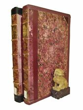 Marlborough Gems;  Gemmarum Antiquarum Delectus 1845 Two Volumes John Murray
