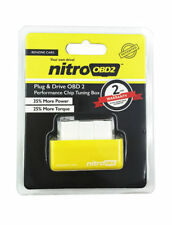 Nitro OBD2 Tuning Chip / Remap Box . Lexus Porche MG Vauxhall . Plug in & Drive!