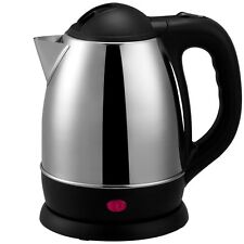 Brentwood KT-1770 1.2 Liter Stainless Steel Electric Cordless Tea Kettle Brushed