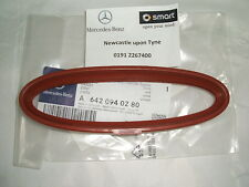 Genuine Mercedes-Benz OM642 Red Air Intake Seal A6420940280 NEW