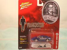 Frankenstein 1984 Lotus Esprit  Universal StudiosMonsters car cover 1:64 scale
