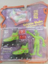 Dr. Seuss How The Grinch Stole Christmas Extreme Roller Blades w/Figure 2000 New