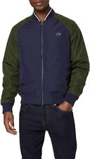 New Lacoste Mens Reversible Bomber Jacket FR 48 Size Small - Medium RRP £250