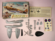 AIRFIX-72 VICKERS SUPERMARINE SPITFIRE MODEL KIT - OPENED, BUT UNASSEMBLED