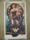 Wonder Woman Giclee Print Juan Carlos Ruiz Burgos Bottleneck Gallery Regular