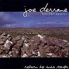 JOE DERRANE - RETURN TO INIS MOR   CD NEW