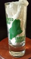 Collectible Barware Shooter Shot Glass Wicked Good Camden Jiggah
