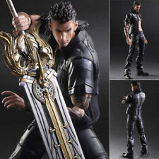 Final Fantasy XV Gladiolus Amicitia Play Arts Kai Action Figures Collection Toy