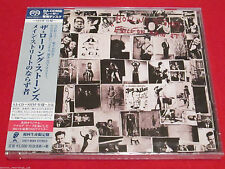 THE ROLLING STONES - EXILE ON MAIN ST. - JAPAN JEWEL CASE SACD SHM CD UIGY-9580
