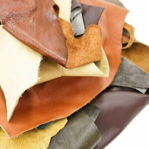 ELW Leather Company's 5LB Assorted Upholstery Scrap