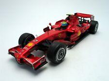 HOTWHEELS - RACING (MATTEL) 1/18 FERRARI F 2008 M0549#