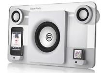 Bayan Audio 5 Dock Altoparlanti Per iPod iPhone bianco 60 W 2.1 Canali Telecomando