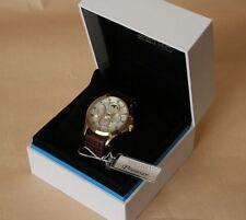 Quartz (Automatic) Genuine Leather Strap Casual Wristwatches