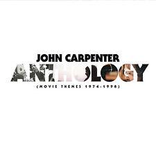 Anthology Movie Themes 1974-1998 John Carpenter Audio CD