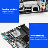 P45 Desktop Motherboard Mainboard LGA 771 LGA 775 Dual Board DDR3 Sound Card KD