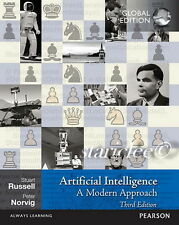 NEW 3 Days AUS Artificial Intelligence A Modern Approach 3E Stuart Russell 3rd