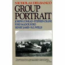 Group Portrait: Joseph Conrad, Stephen Crane, Ford