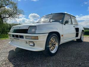 RENAULT 5 GT TURBO 2 * ONLY 6501 MILES * HIGH GRADE 4 CAR