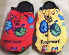 Tupperware Aqua Safe 500 ml - Water Bottle Pouch -Set of 2 -Sleeves