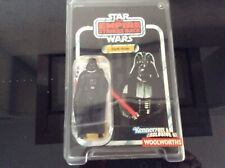 Star Wars Darth Vader  carded figure in mint condition