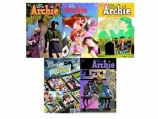 LIFE WITH ARCHIE 37 ALL 5 COVERS COMIC BOOK SET DEATH ARCHIE 36 YEAR AFTERMATH 1