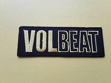 POP, ROCK, PUNK, METAL MUSIC SEW ON & IRON ON PATCH:- VOLBEAT