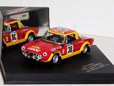 FIAT 124 ABARTH #38 ULVATE / SMITH SAFARI 1974 SKID SKC99006 1/43