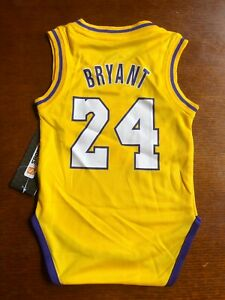 Kobe BRYANT Baby Outfit Suit Newborn Infant Toddler Clothes Brand New