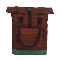 Tourbon Bike Rear Bag Saddle Pannier Rucksack Backpack Shoulder Case US Delivery