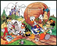 Caicos Islands, Mnh, Walt Disney characters, Brothers Grimm. x7914