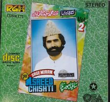 Saeed Chishti Qawwal - SAGE MIRAN  - Vol 2 -  CD - FRE UK POST