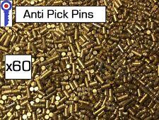 Yale rim cylinder Training locksmith practice anti-pick pins x 60  1st P&P
