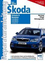 Skoda Octavia 2 Benziner Reparaturanleitung Reparaturbuch Reparaturhandbuch Buch