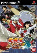 PS2 Inuyasha Feudal Combat Japan PlayStation 2 F/S