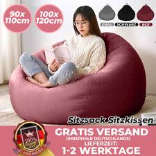 Sitzsack Füllung Sitzkissen Beanbag Indoor Outdoor XL- XXL Sessel für Kinder DE