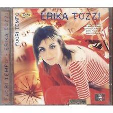 ERIKA TOZZI - Fuori tempo - BERTOLI MARCO FERRADINI GATTO PANCERI CD 2002 SEALED