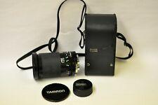 Tamron 35-135mm f3.5-4.2 macro manual focus zoom lens w/Rollie bay. mount w/caps