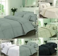 Hamlet Pintuck Stripes Luxurious Duvet Covers Quilt Cover Bedding Sets All Sizes