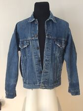 Levi Denim Jacket 70507 Made In The USA